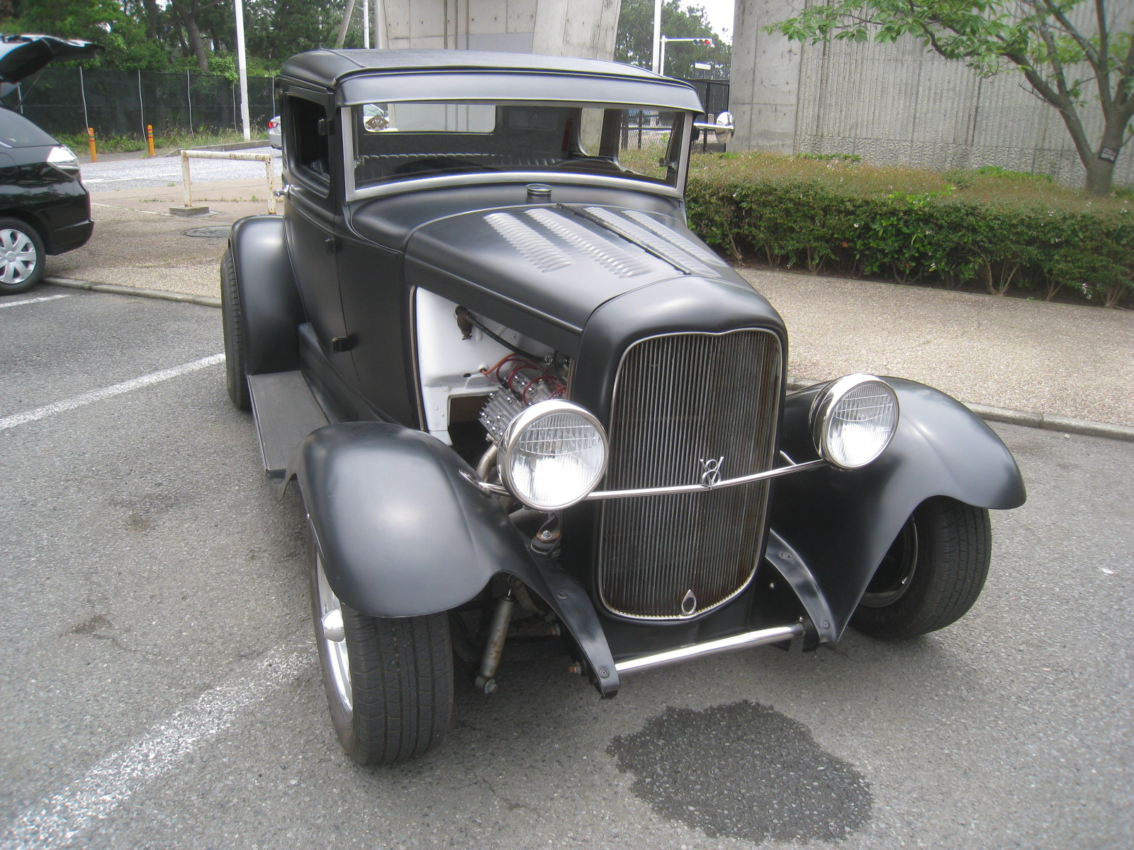 VICTOR HOT ROD SHOP - Car for sale